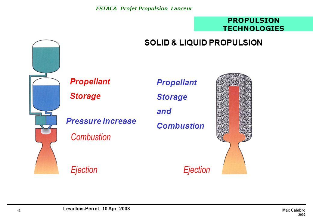 PROPULSION TECHNOLOGIES