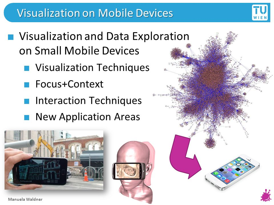 Visualization on Mobile Devices