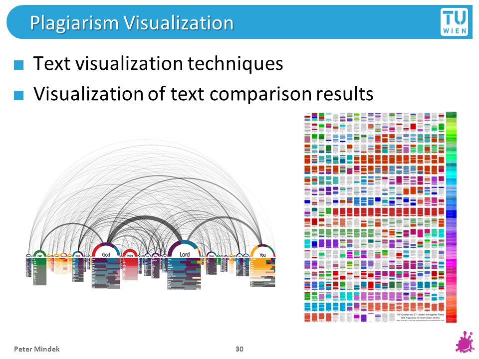 Plagiarism Visualization