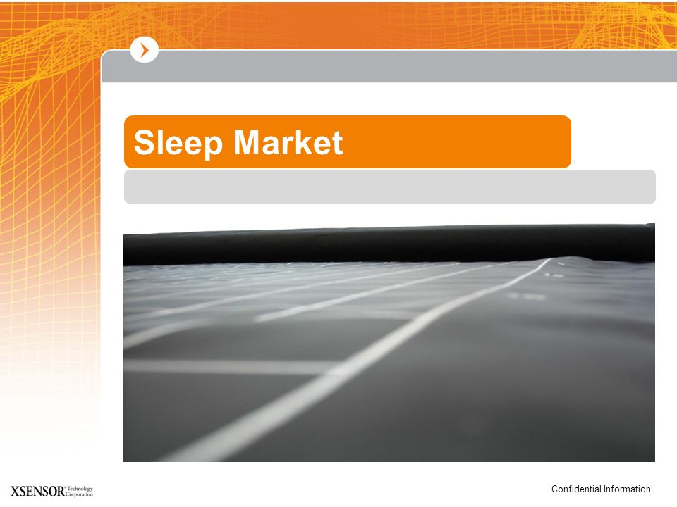 Sleep Market
