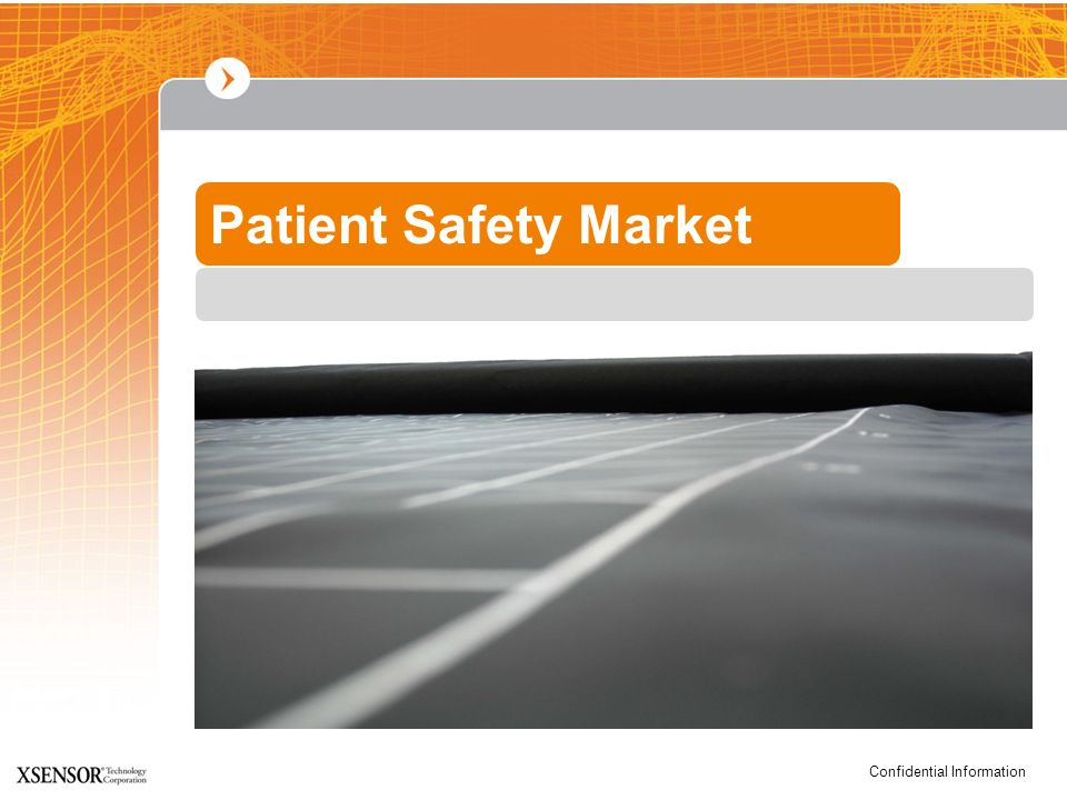 Patient Safety Market