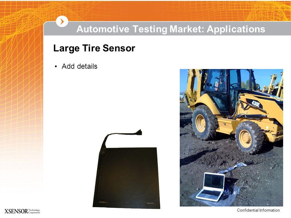 Automotive Testing Market: Applications