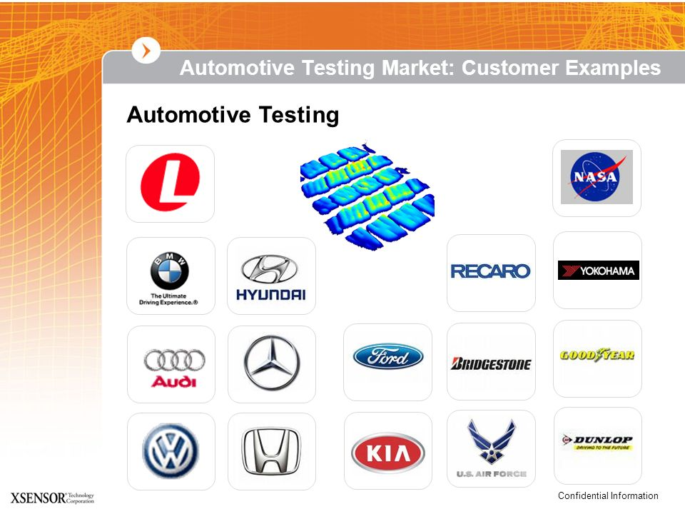 Automotive Testing Market: Customer Examples
