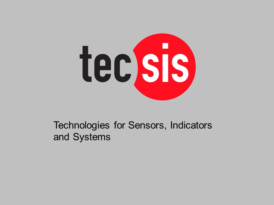 Technologies for Sensors, Indicators and Systems