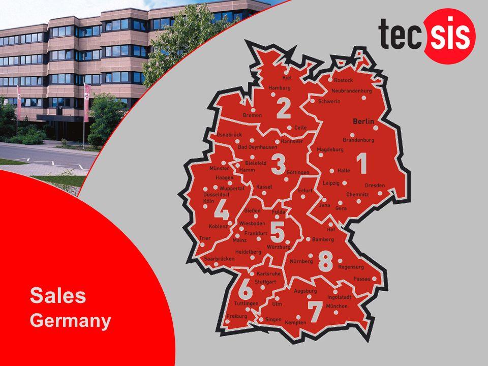 Sales Germany