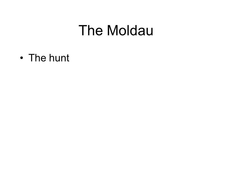 The Moldau The hunt