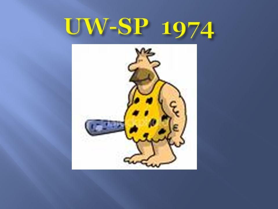 UW-SP 1974