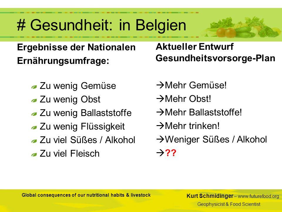 # Gesundheit: in Belgien