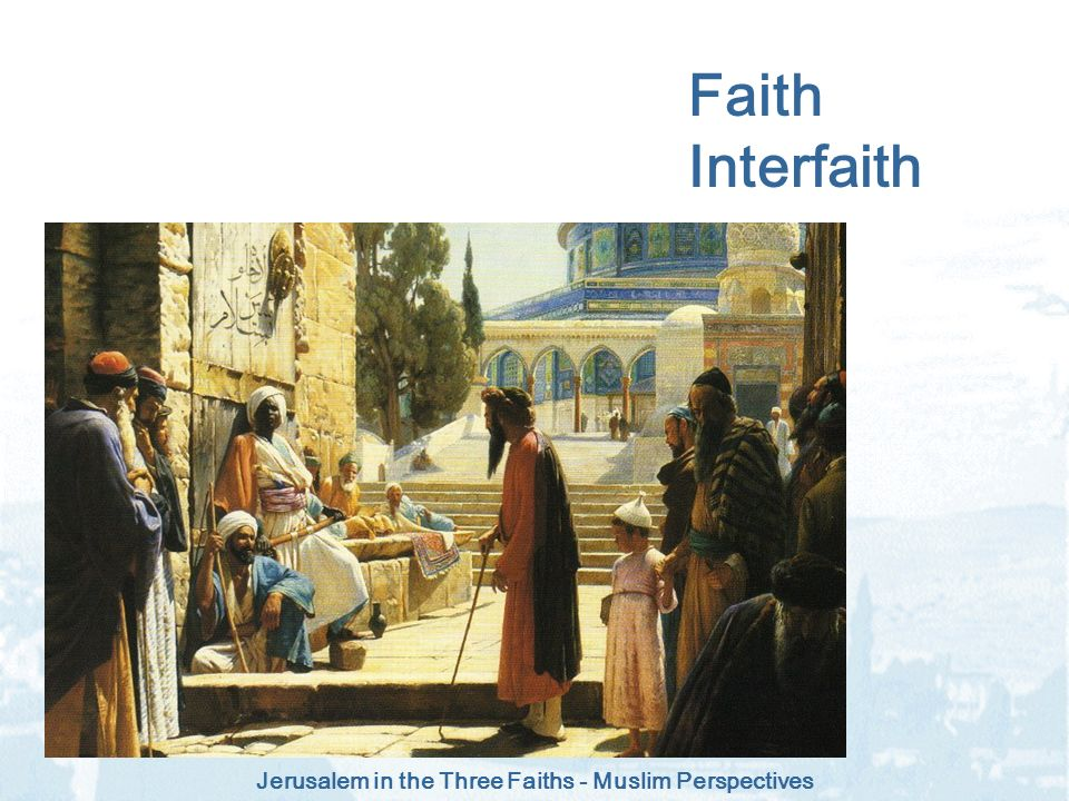 Faith Interfaith