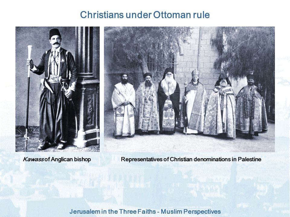 Christians under Ottoman rule