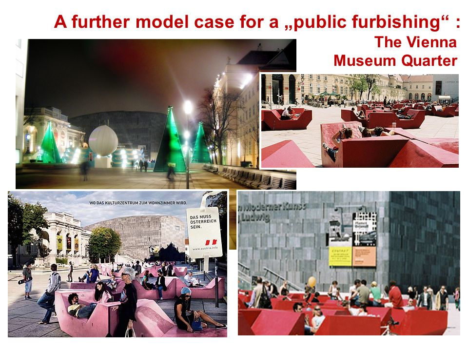 "A further model case for a ""public furbishing :"