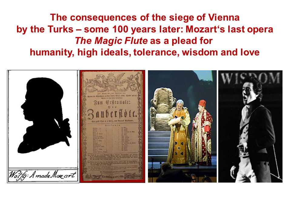 The consequences of the siege of Vienna