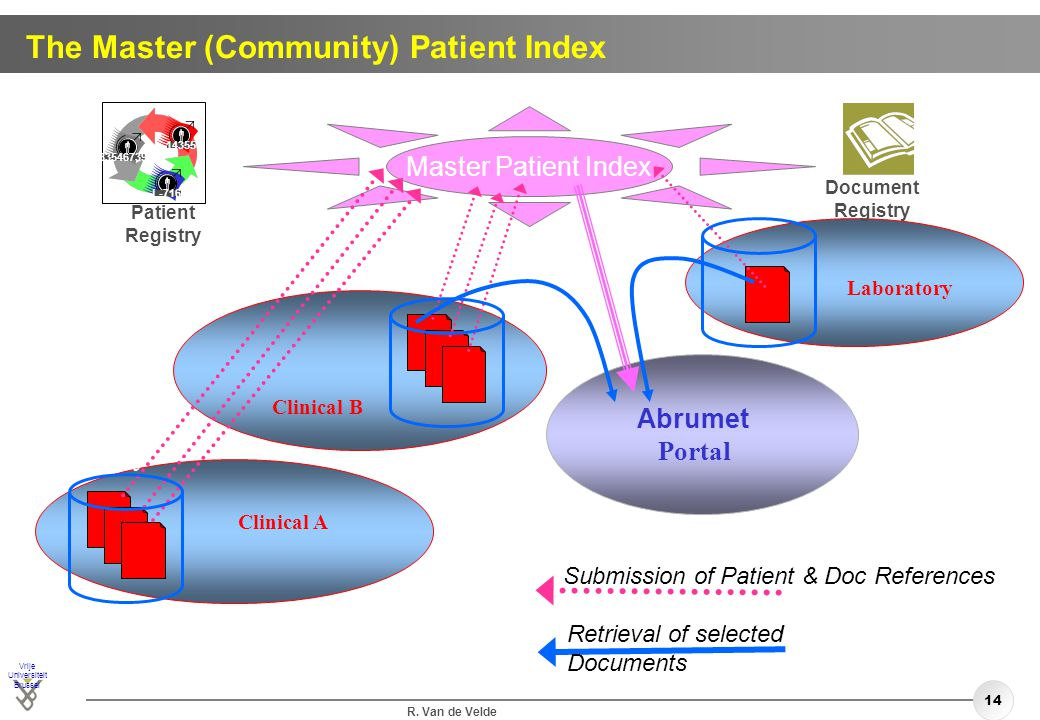 The Master (Community) Patient Index