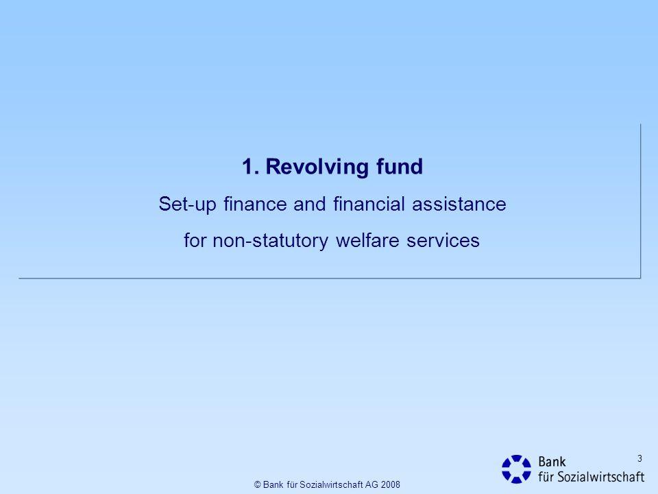 © Bank für Sozialwirtschaft AG 2008