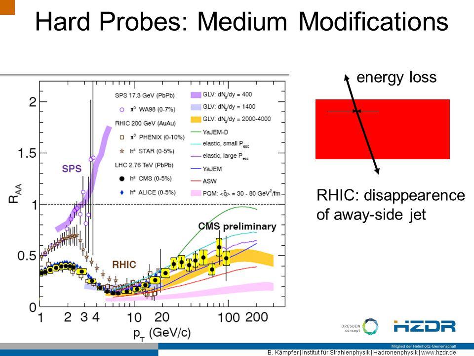 Hard Probes: Medium Modifications