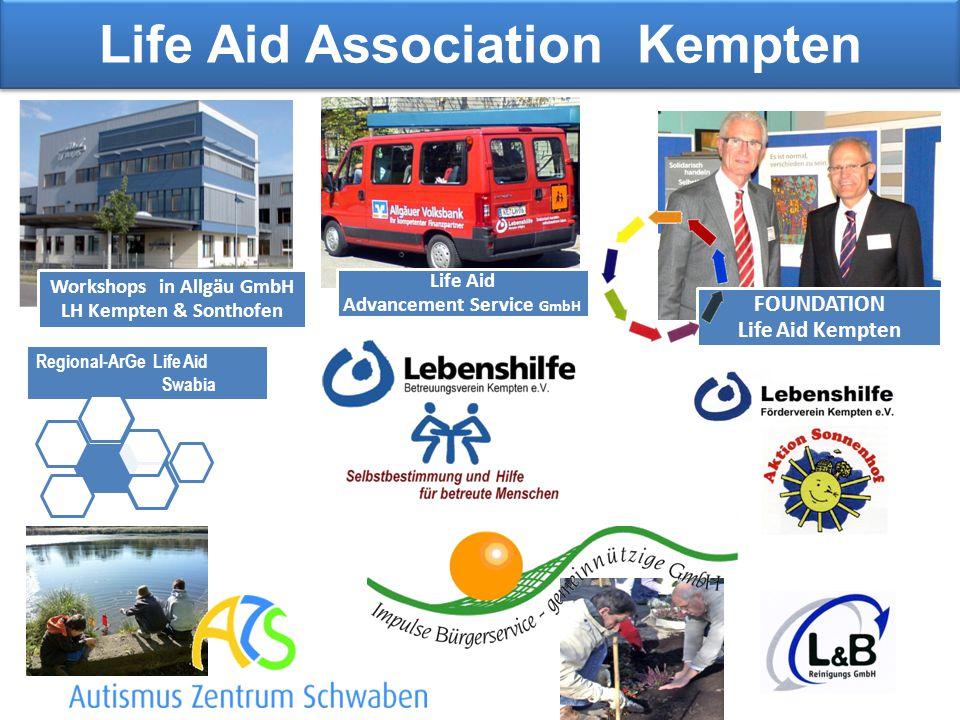 Life Aid Association Kempten