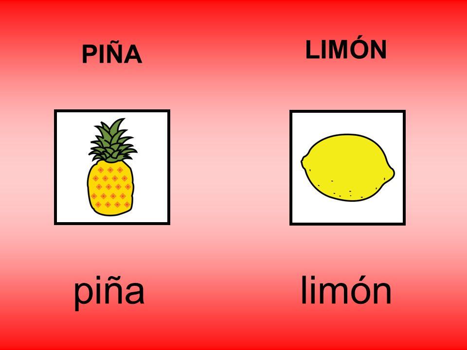 LIMÓN PIÑA piña limón