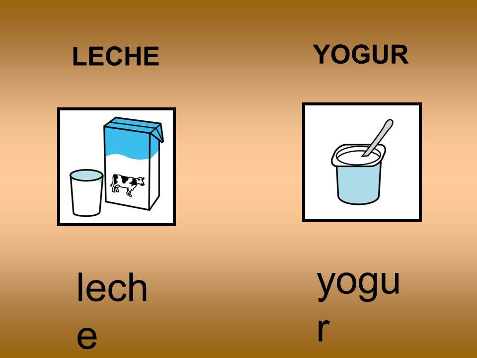 LECHE YOGUR yogur leche