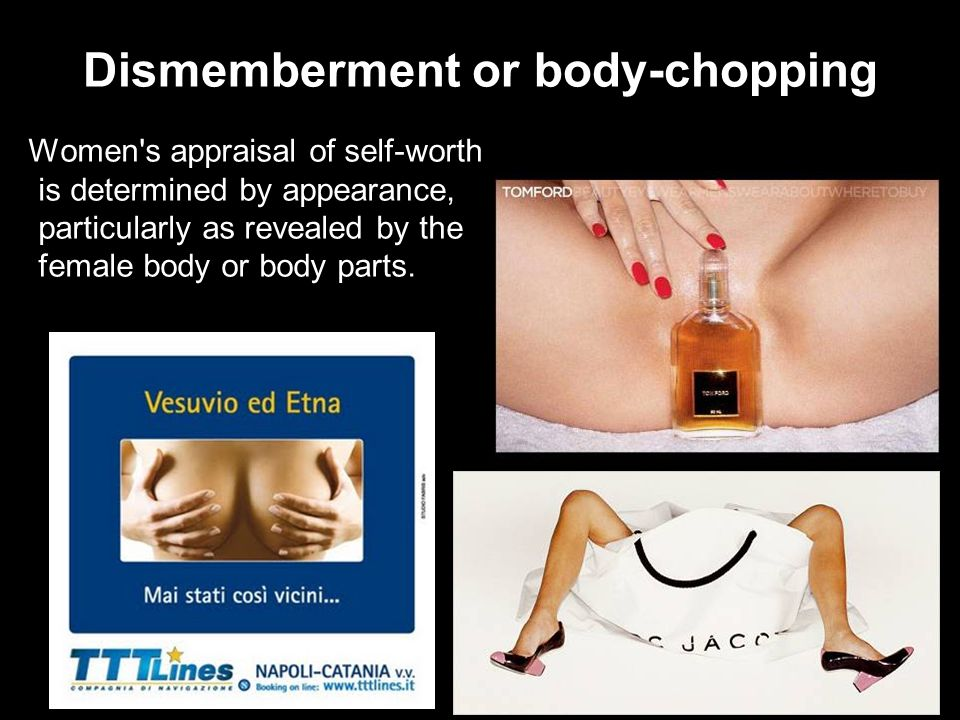 Dismemberment or body-chopping