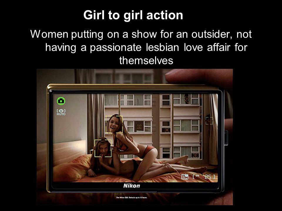 TECNIQUE Girl to girl action