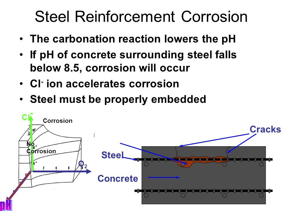 Steel Reinforcement Corrosion