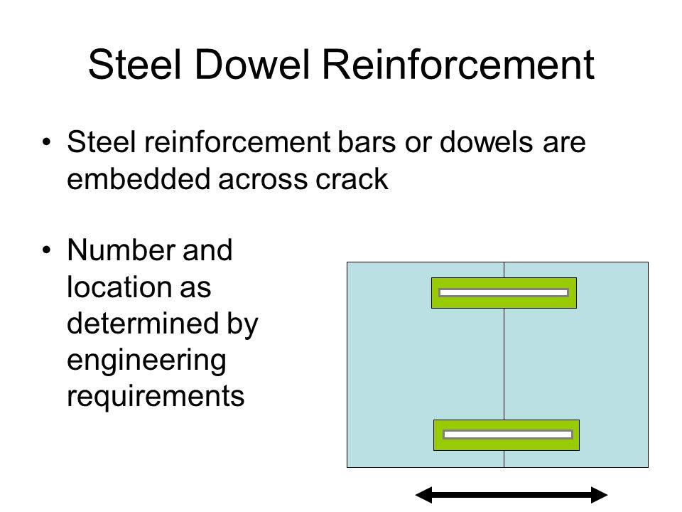 Steel Dowel Reinforcement