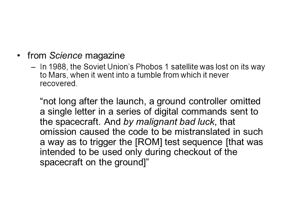 from Science magazine
