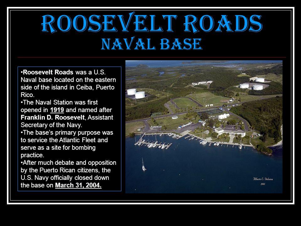 Roosevelt Roads Naval Base