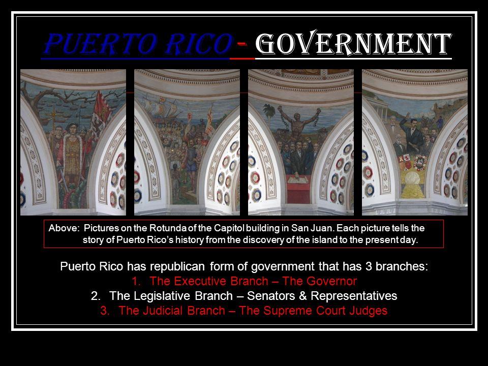 Puerto Rico - Government