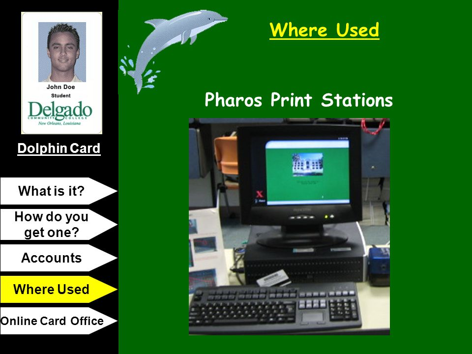 Pharos Print Stations