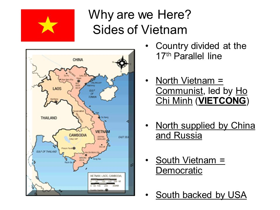 Why are we Here Sides of Vietnam