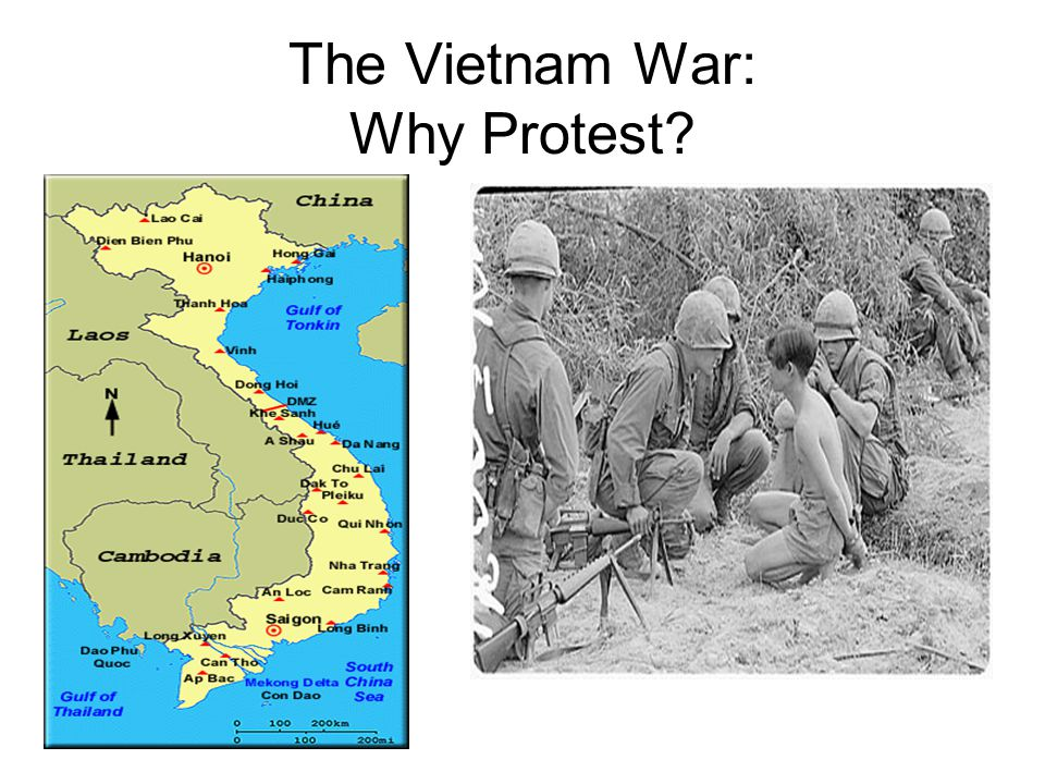 The Vietnam War: Why Protest