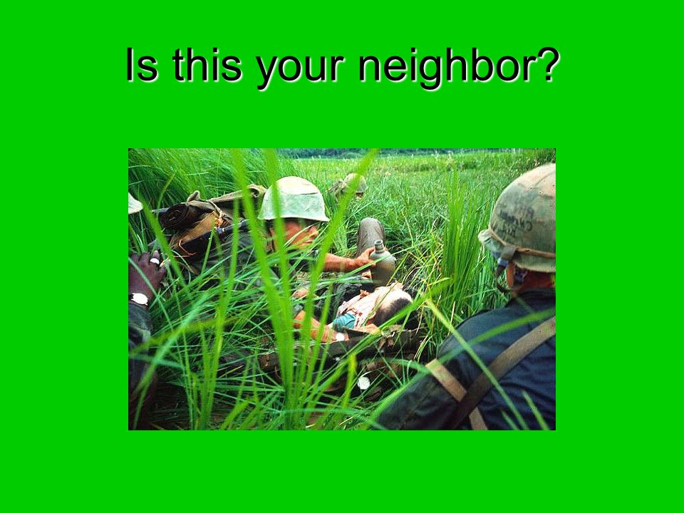 Is this your neighbor