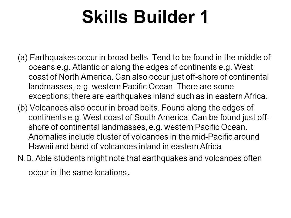 Skills Builder 1