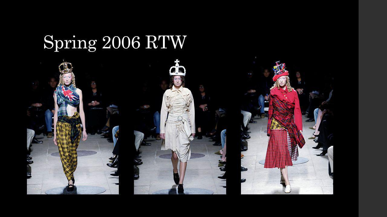 Spring 2006 RTW