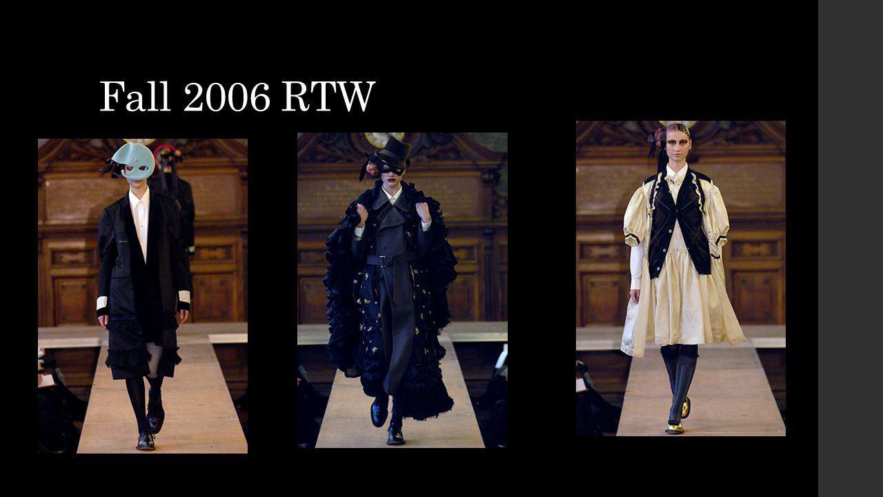 Fall 2006 RTW