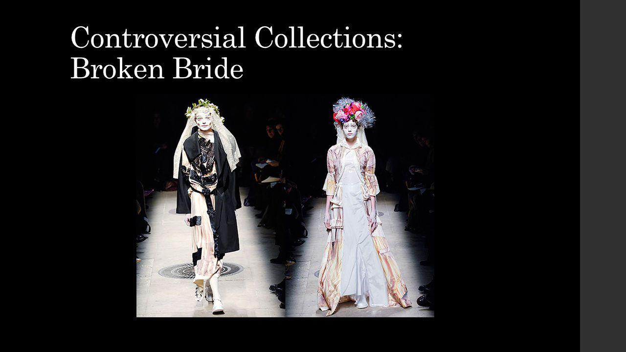 Controversial Collections: Broken Bride