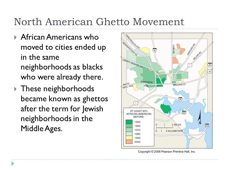 North American Ghetto Movement