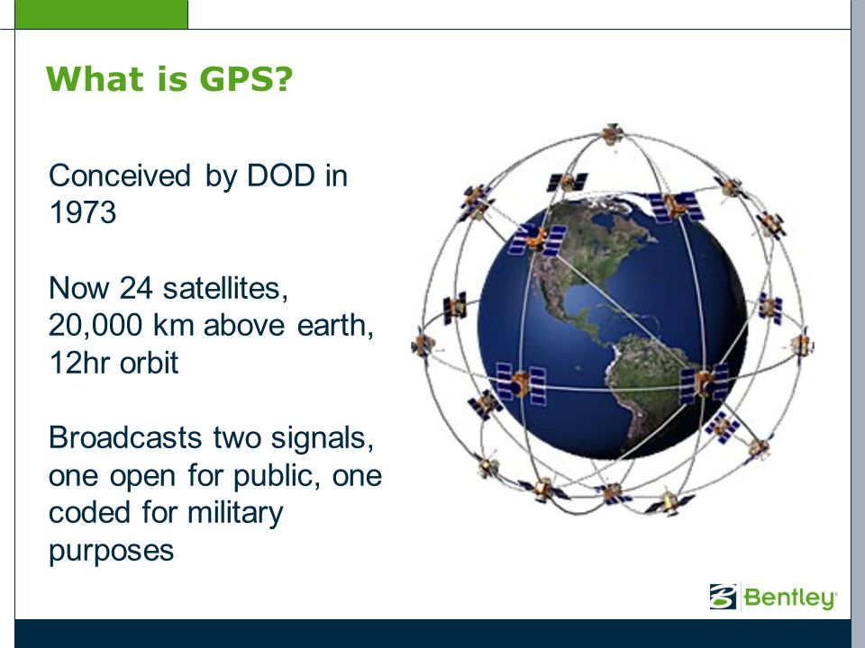 What is GPS Conceived by DOD in 1973