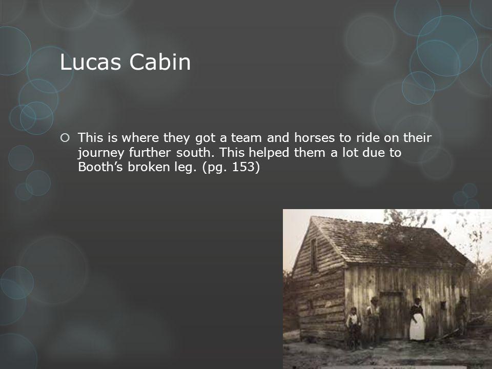Lucas Cabin