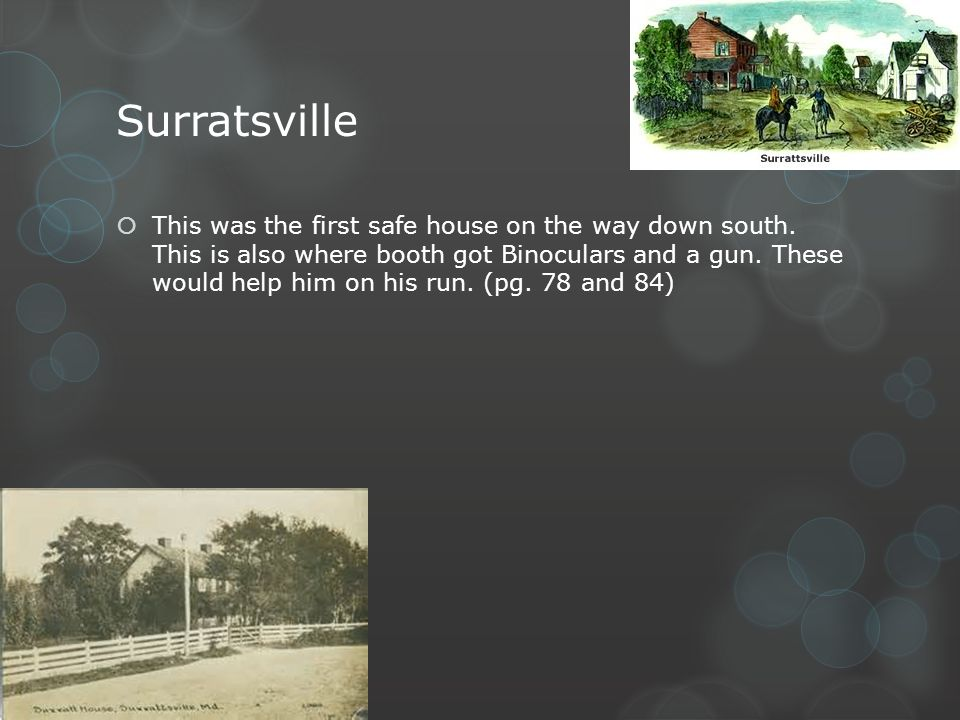 Surratsville