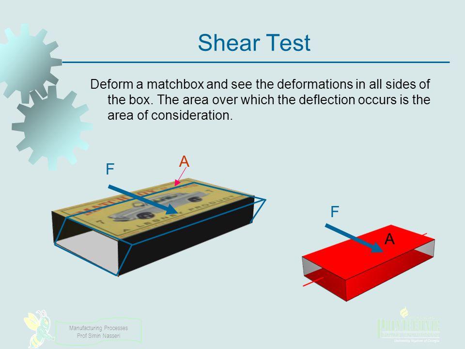 Shear Test