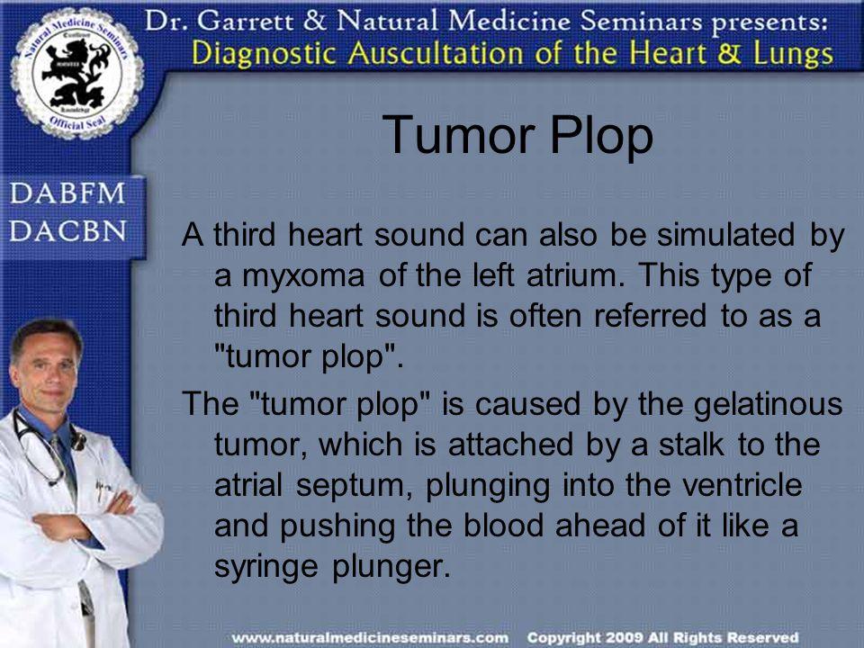 Tumor Plop