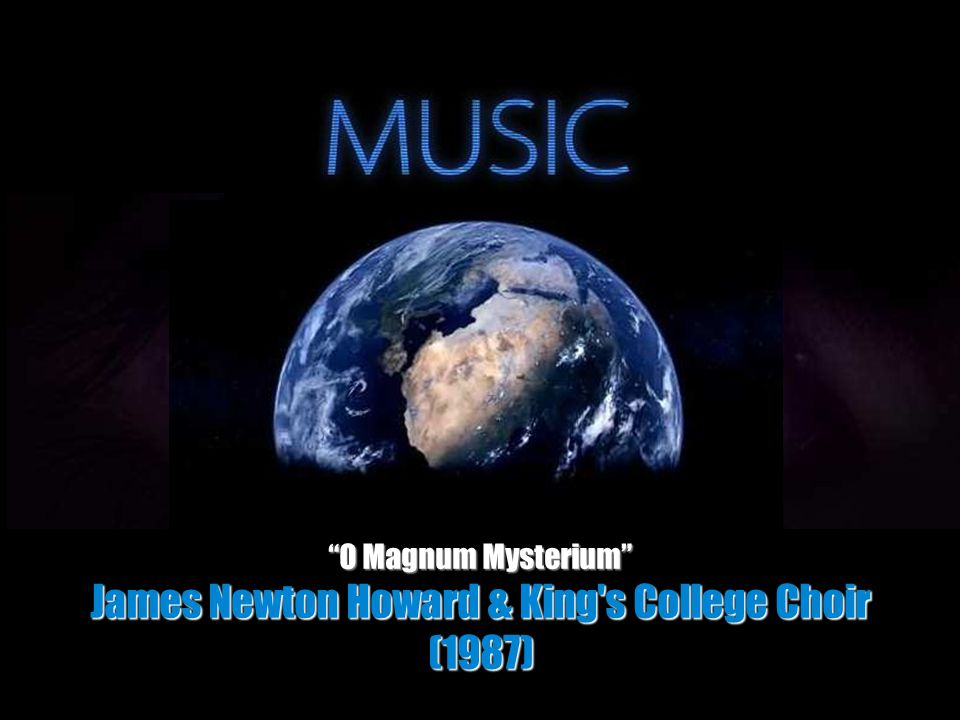 James Newton Howard & King s College Choir (1987)