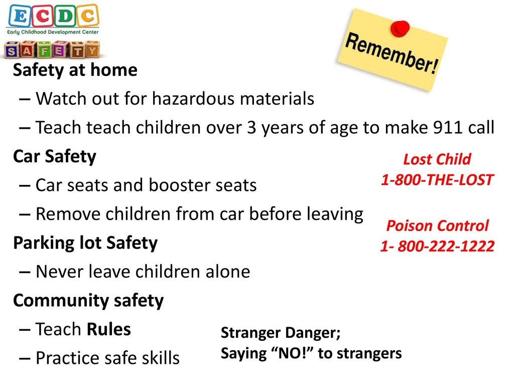 Child Safety Child safety in the home - ppt download