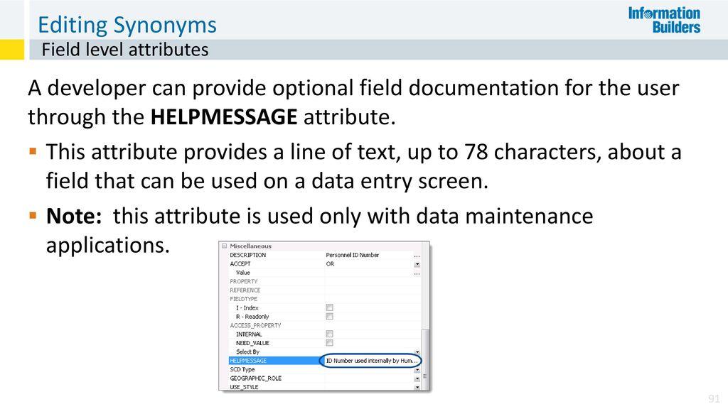 Quick Start Metadata Basics Ppt Download