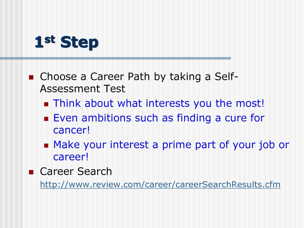 Choosing a College - ppt download