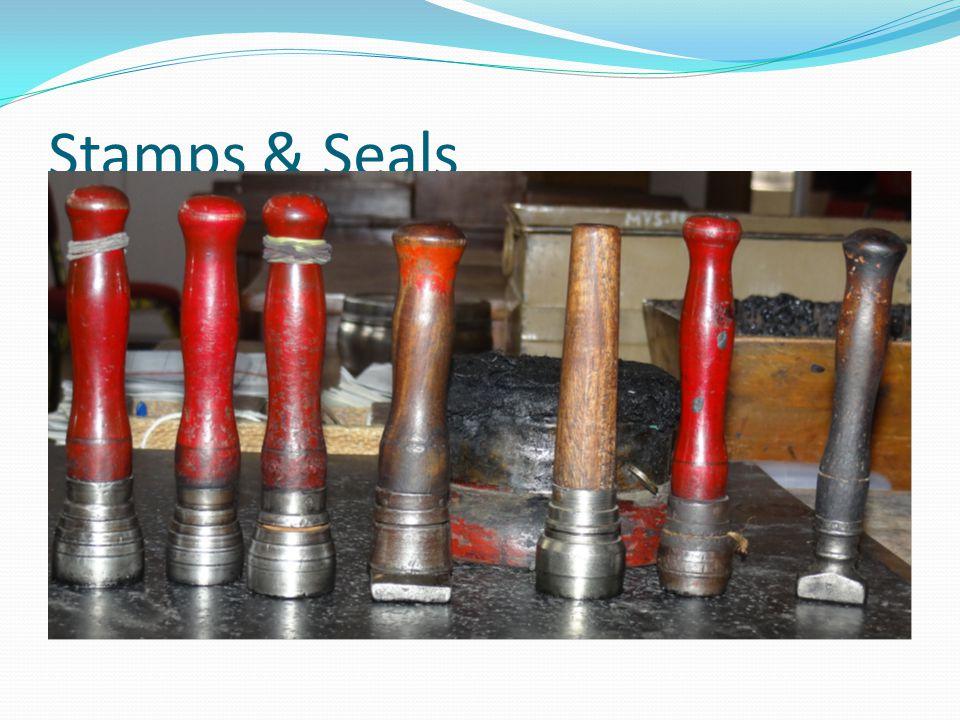 Stamps & Seals