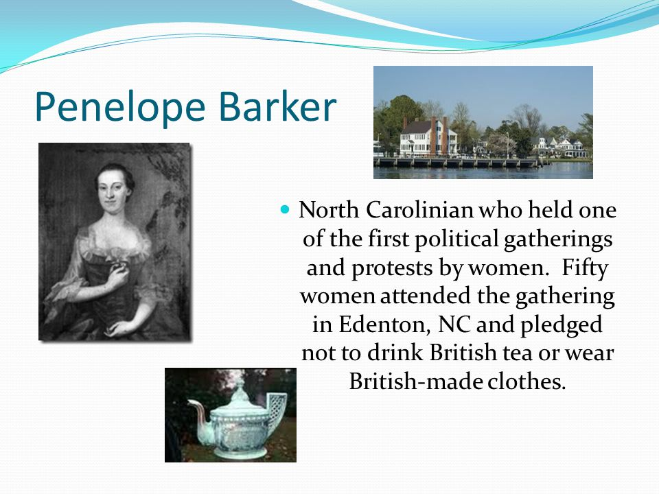 Penelope Barker