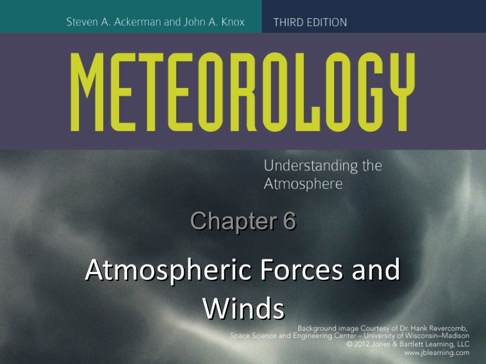 Atmospheric Forces and Winds
